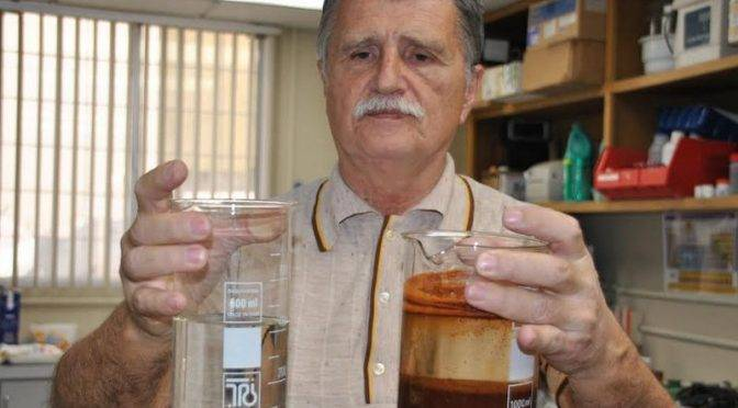 Mexicali: Desarrolla investigador de UABC tratamiento de residuos (UniMexicali)