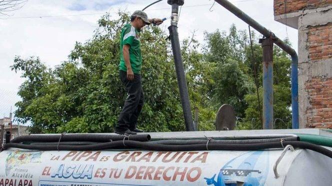 CDMX: Entre las 3 capitales mundiales en riesgo de quedarse sin agua (Excelsior)