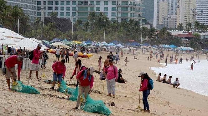 Chilpancingo: Pese a bacteria fecal, playas de Acapulco ¿aptas para bañistas? (Excelsior)
