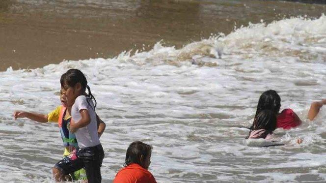 Chilpancingo: Actividad humana, responsable de bacteria fecal en playas: especialistas (Excelsior)