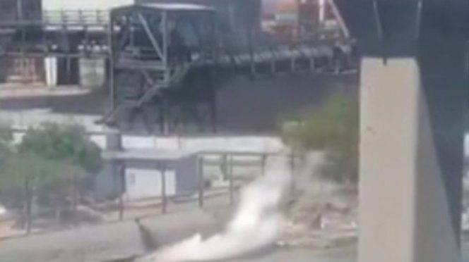 Sonora: Derrame de ácido provocará muerte de fauna y flora en Mar de Cortés (Excelsior)