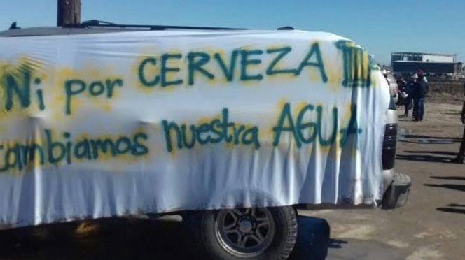 Baja California Norte: denuncian a planta cervecera que robará agua de Mexicali (Excelsior)