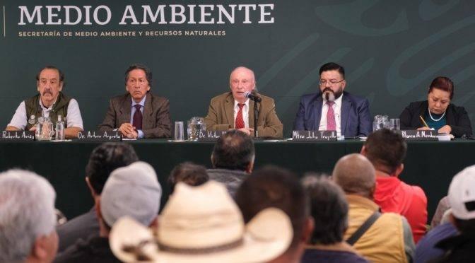 CDMX: Modificará SEMARNAT lo necesario en normatividad ambiental para enfrentar las emergencias (ContraRéplica)