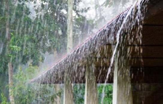 Potabilización de agua de lluvia a través de un sistema de barreras múltiples