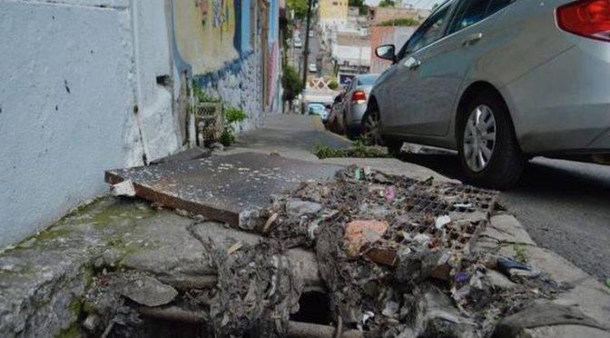 Morelos: Contaminan drenajes red de agua potable (El Sol de Cuernavaca)