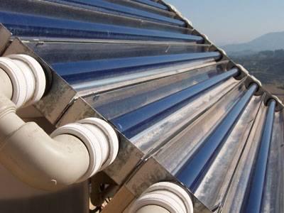 Estudio del acondicionamiento de agua de lluvia mediante fotocatálisis solar