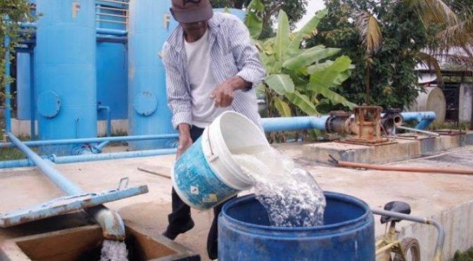 Tabasco: Sin agua, dicen no al aumento (Tabasco Hoy)