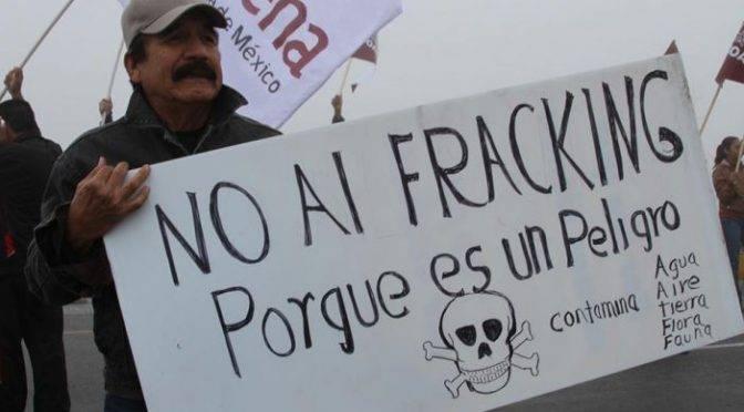 Tabasco: Incluyen fracking en plan de negocios (Tabasco Hoy)