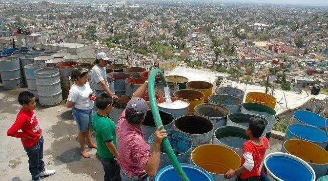 CDMX: Agua con equidad (La Prensa)