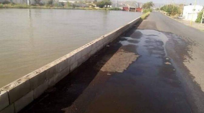 Durango: Temor por filtraciones de agua (Noticias de el sol de la Laguna)