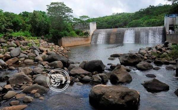 Veracruz: Cierran presa Yuribia debido a fuertes lluvias en la zona (Imagen del Golfo)