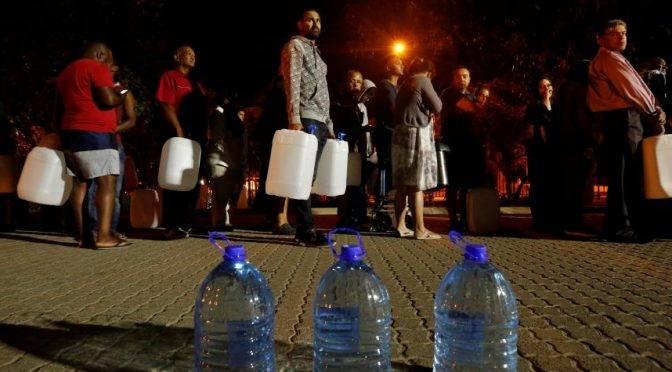 Sudáfrica: Una ciudad sin agua – Advertencia (dw.com)