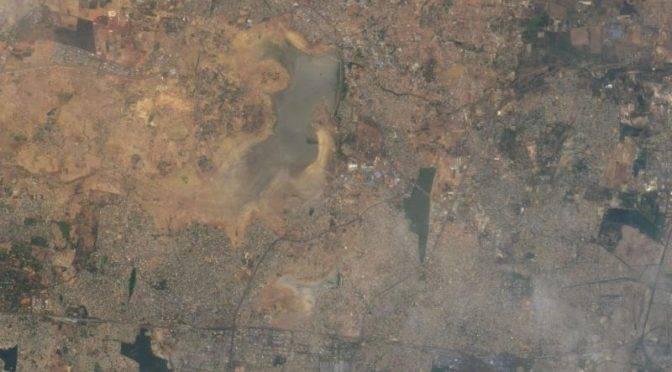India: El antes y después de Chennai, enorme ciudad que se quedará sin agua (mdz)