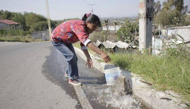 En México, descuido y explotación excesiva del agua (El Universal)