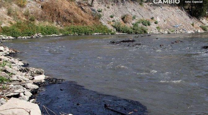Puebla: Académicos UPAEP acusa a Agua de Puebla por ocultar información sobre saneamiento del Atoyac (Diario Cambio)