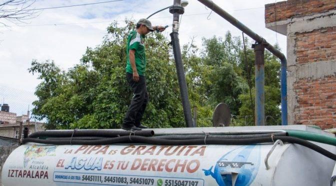 México: Firma AMLO decreto para garantizar derecho al agua (ContraRéplica)
