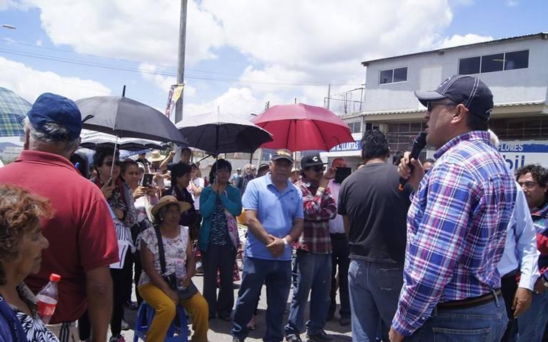 Hidalgo: Incumple alcalde acuerdos sobre abasto de agua (El Sol de Hidalgo)