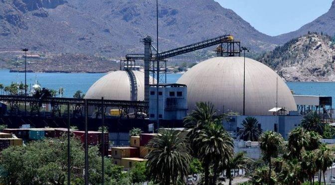 Sonora: derrame de ácido provocaría contaminación de agua y aire (El Sol de Hermosillo)