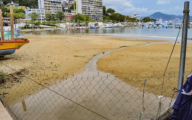 Guerrero: Dan ultimátum a restauranteros y hoteleros para que eviten descargas clandestinas y de grasas (El Sol de Acapulco)