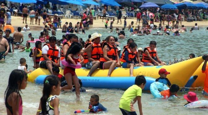 Cinco playas de Acapulco no son aptas para nadar por alto nivel de bacterias (Animal Político)