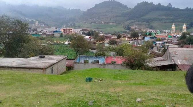 Puebla: Acomotla, la comunidad poblana que se quedó sin agua (El Sol de Puebla)