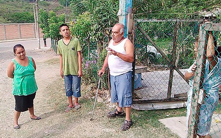 Veracruz: Pagan recibo, pero no les llega el agua (Diario de Xalapa)