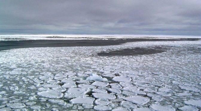 Washington: Deshielo en la Antártida comenzó a acelerarse en 2014 (La Jornada)