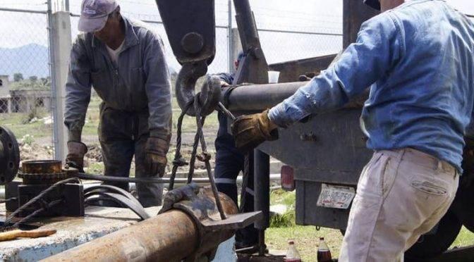 Hidalgo: Anuncian baja presión en la distribución del agua (El Sol de Hidalgo)