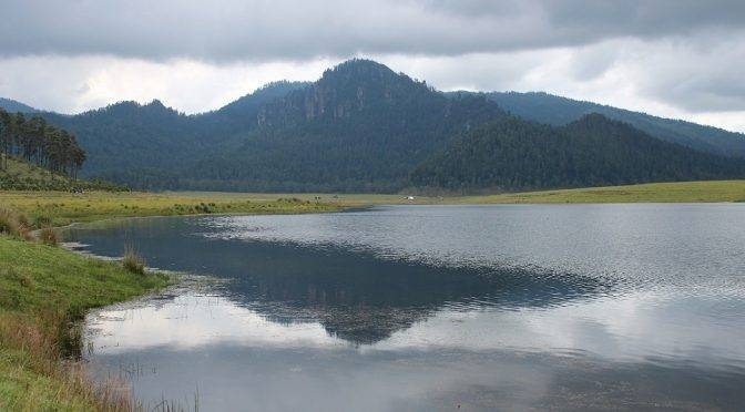 Edomex: Escasez de lluvias afecta almacenamiento de presas que abastecen al Cutzamala (Hoy)