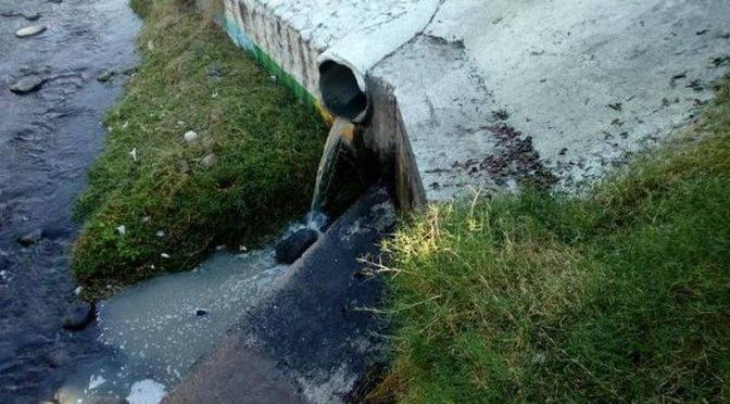Morelos: Aún descargan aguas negras en Río Cuautla (El Sol de Cuernavaca)