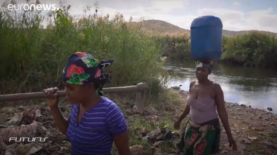 ¿Cómo conseguir agua potable en África de manera sostenible y asequible? (euronews)