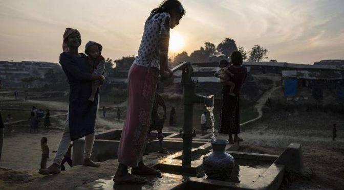 Más de una décima parte de la población mundial podría carecer de agua potable en 2030 (El Salto)