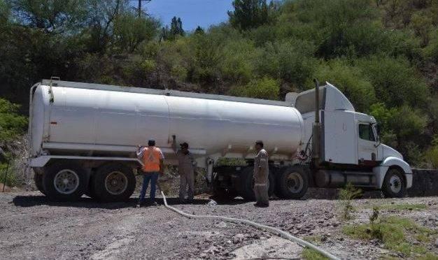 Sonora: Buscan superar crisis de agua en Nacozari de García (El Imparcial)