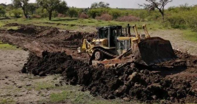 """Guanajuato: Comienzan trabajos de """"Captemos el agua"""" (am)"""