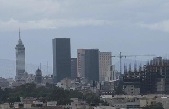 CDMX: Lluvias y granizadas afectarán 30 estados (El Heraldo de México)
