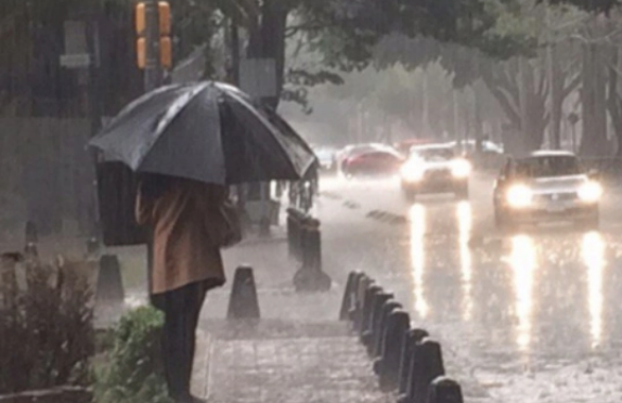 CDMX: Va al caño 20% del agua de lluvia (El Heraldo de México)