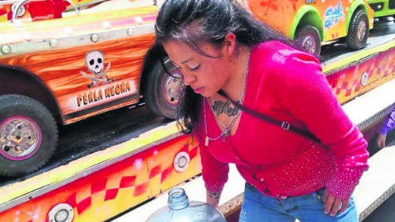 Toluca: Por fuga de agua, 30 colonias son afectadas (El Gráfico)