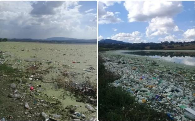 Hidalgo: Activista denuncia a sector público y privado de contaminación (El Universal)