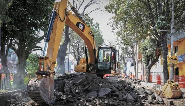 CDMX: Destinan 200 mdp para drenaje en Azcapotzalco (El Universal)