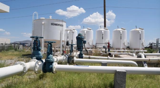 Torreón: Rehabilitan pozos de agua en San Pedro (El Siglo)