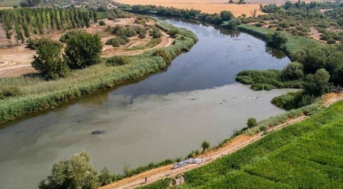 España: WWF denuncia que casi la mitad de los cauces se han transformado en 'badurríos' (AraInfo)