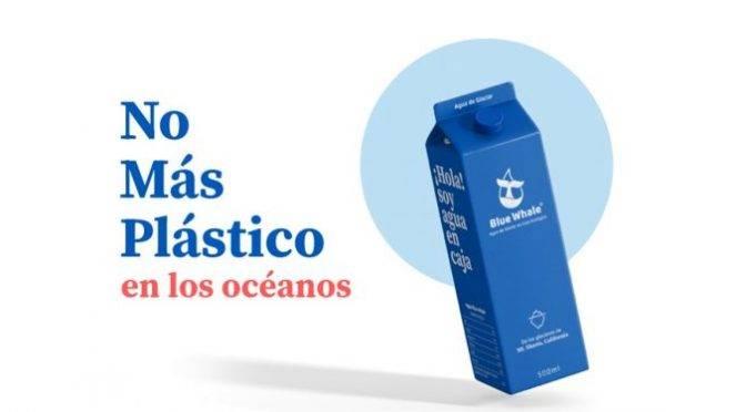Querétaro: ¿Agua en caja? Estos queretanos sustituyen plástico por empaques reciclables (Lider)