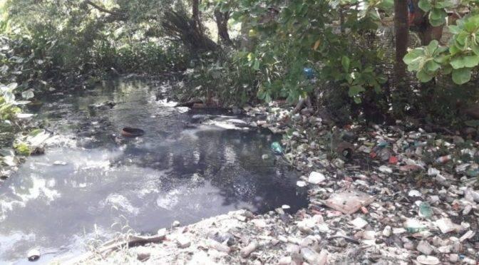 Veracruz: Pide Gobierno de Coatzacoalcos no tirar desechos en canales de agua (Quadratin)