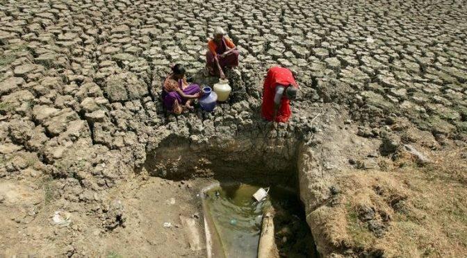 India: Chennai, la ciudad sin agua (El Sol de México)