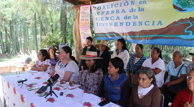Guanajuato: Llaman a manifestarse contra proyecto minero (periódico correo)
