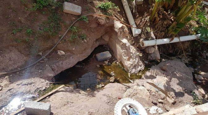 Guanajuato: Detienen la fuga de aguas negras a la presa de la Olla (Periódico Correo)