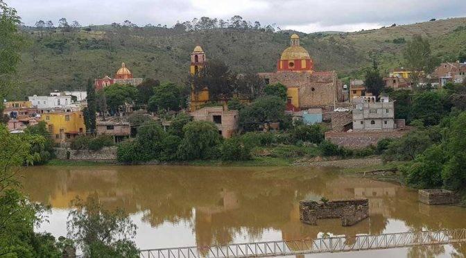 Guanajuato: se vuelve a llenar la Presa de la Soledad (Periódico Correo)