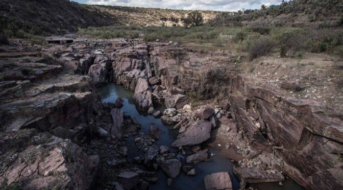 Zacatecas: Zona metropolitana en vilo: falta de agua y ausencia de soluciones (La jornada Zacatecas)