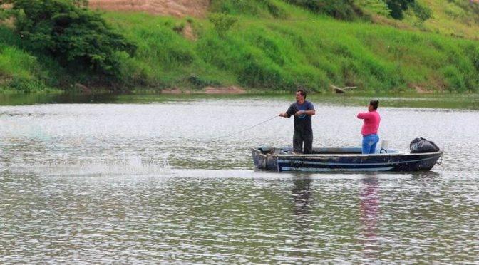 Tlaxcala: Así luce la laguna de El Castillo sin lirio ni basura (Diario de Tlaxcala)