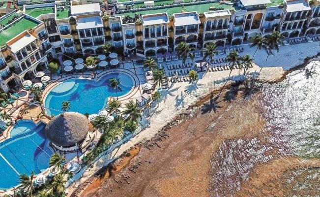 """Cancún: Preocupa el uso de """"nanobiología"""" contra sargazo (El Universal)"""